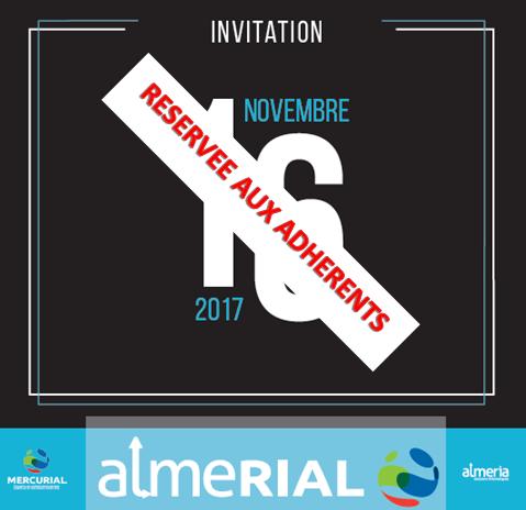 Invitation Almeria Mercurial